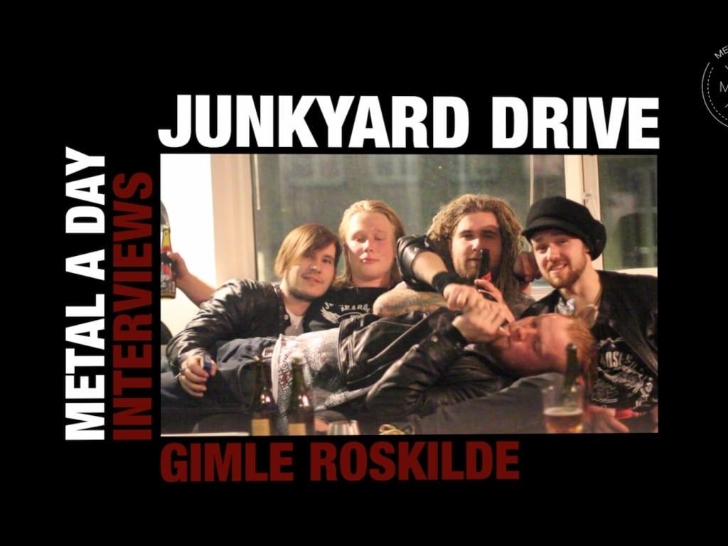 Junkyard Drive