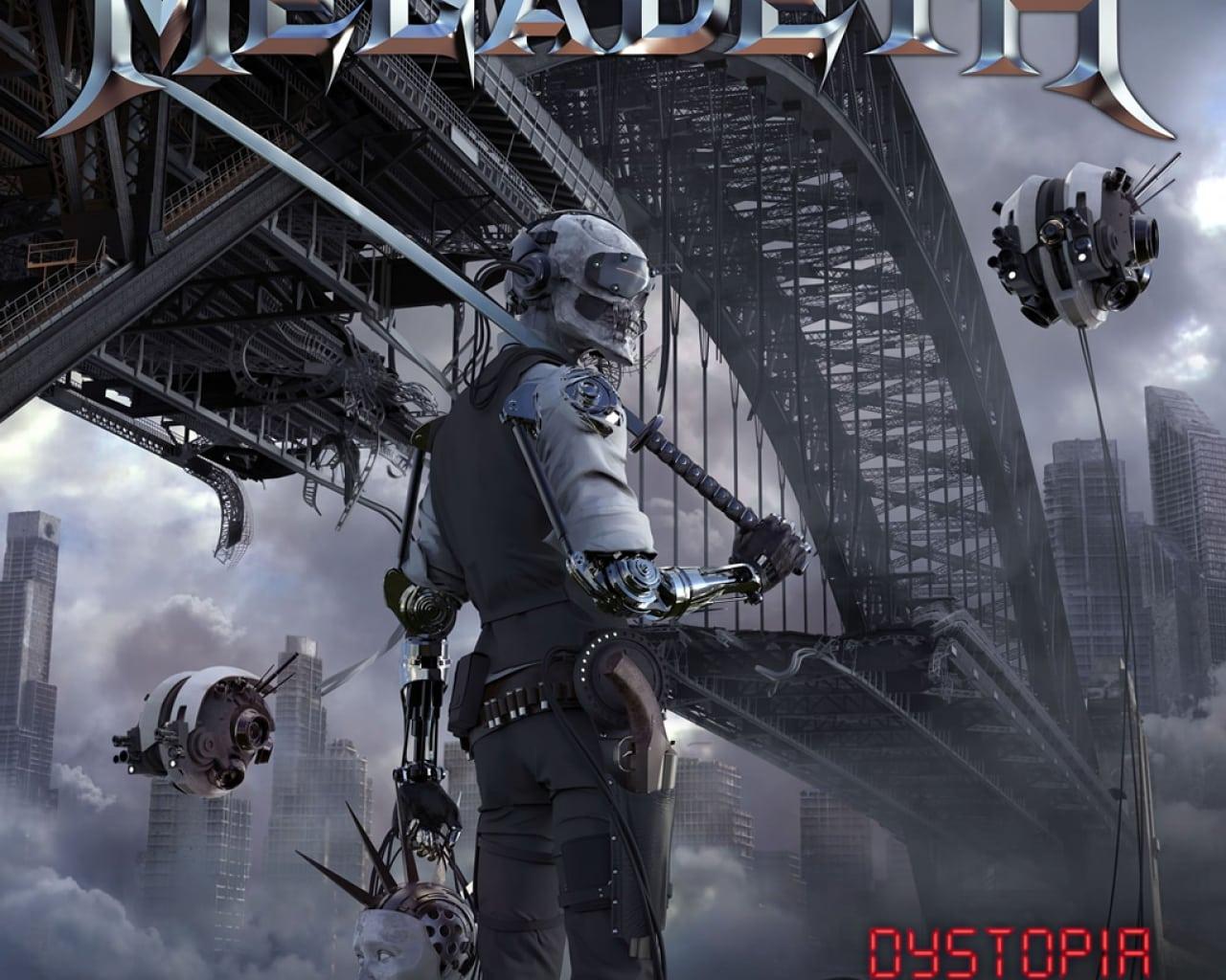 Megadeth i verdensklasse