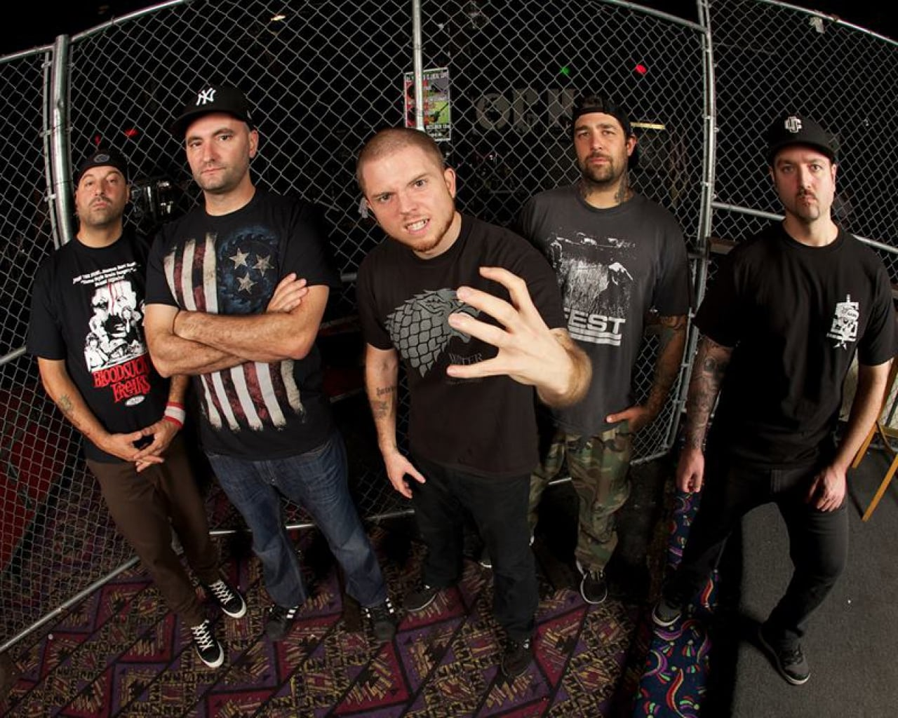 Hatebreed avler had i bioen