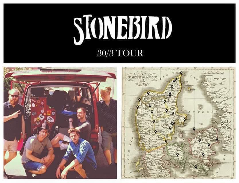 Stonebird og den (u)mulige turné