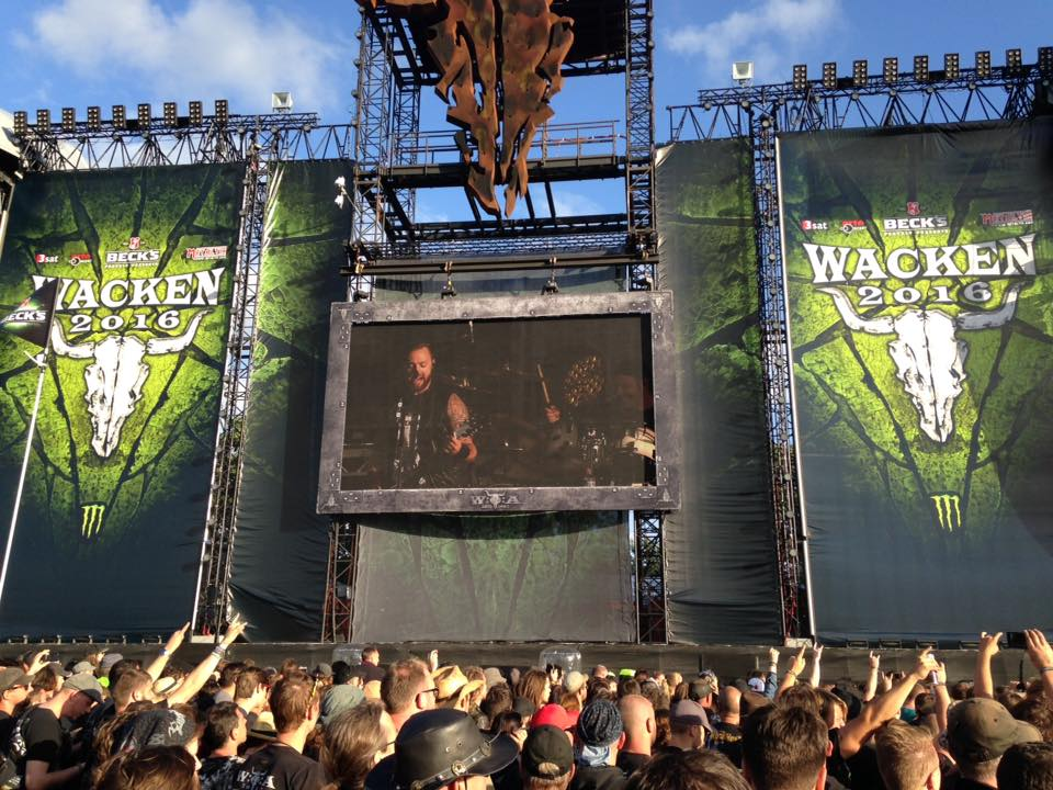 Bullet for My Valentine – Wacken 2016