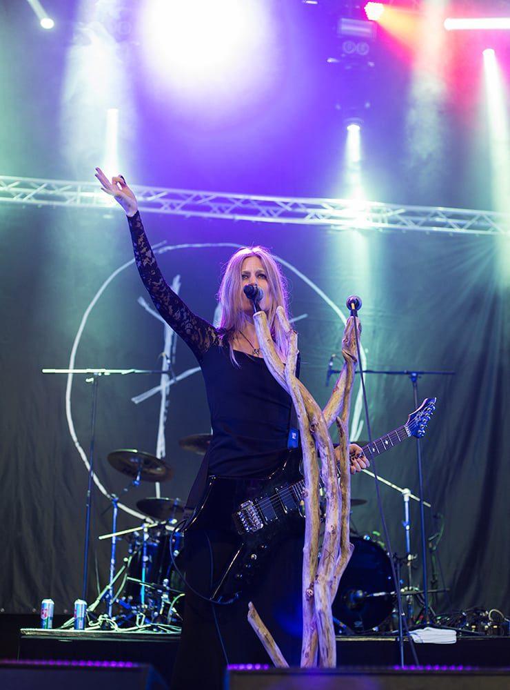 Myrkur – Wacken 2016
