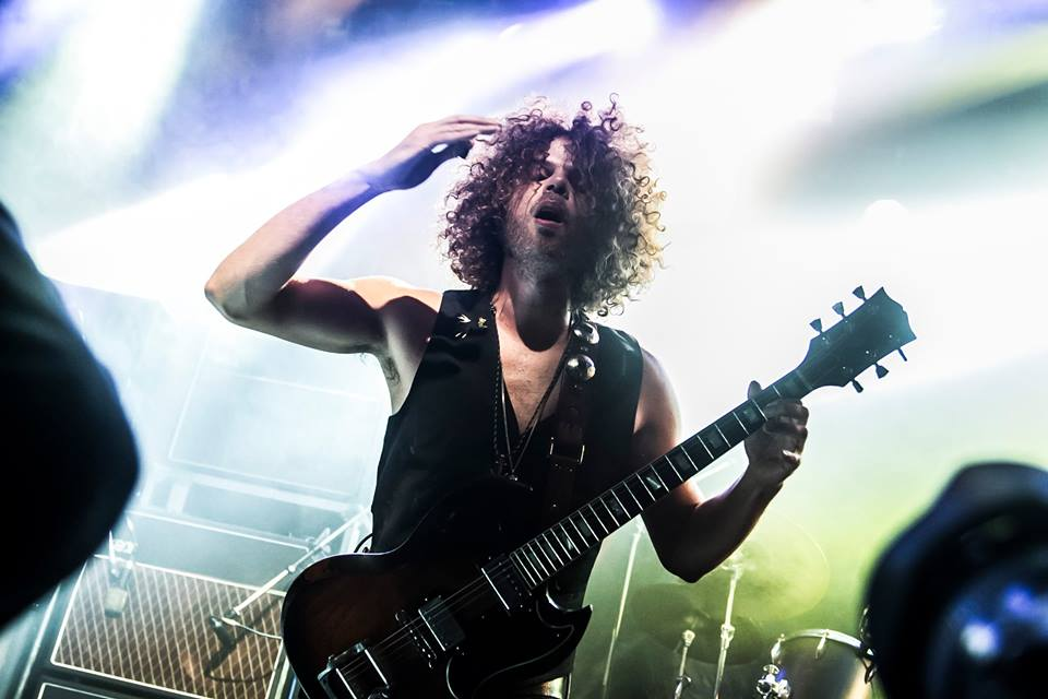Wolfmother – Train