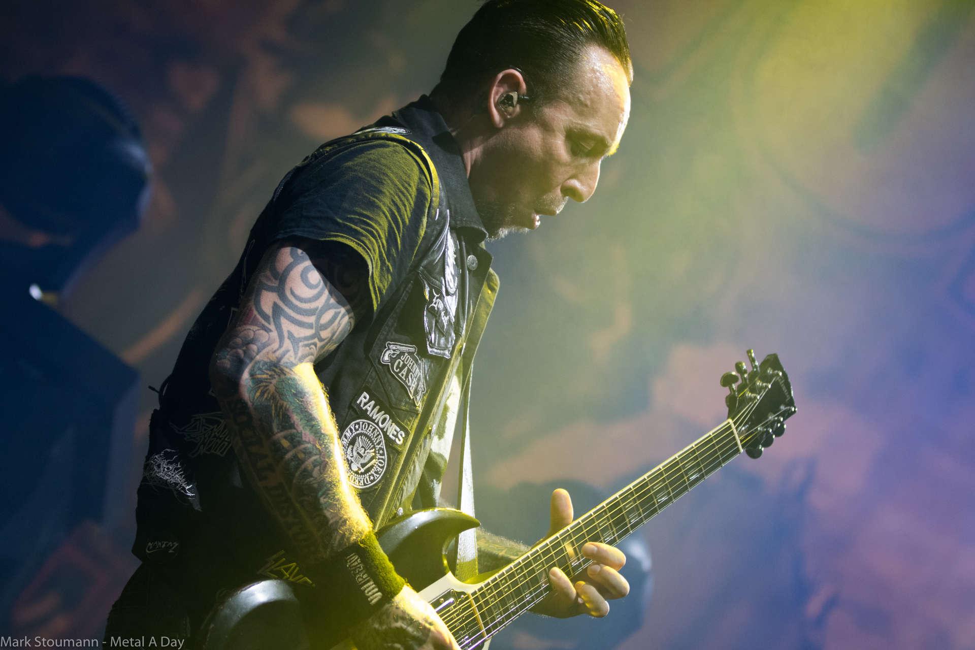 Volbeat revancerede i hovedstaden