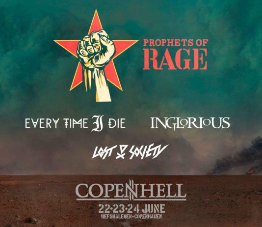 Prophets of Rage er parate til Copenhell
