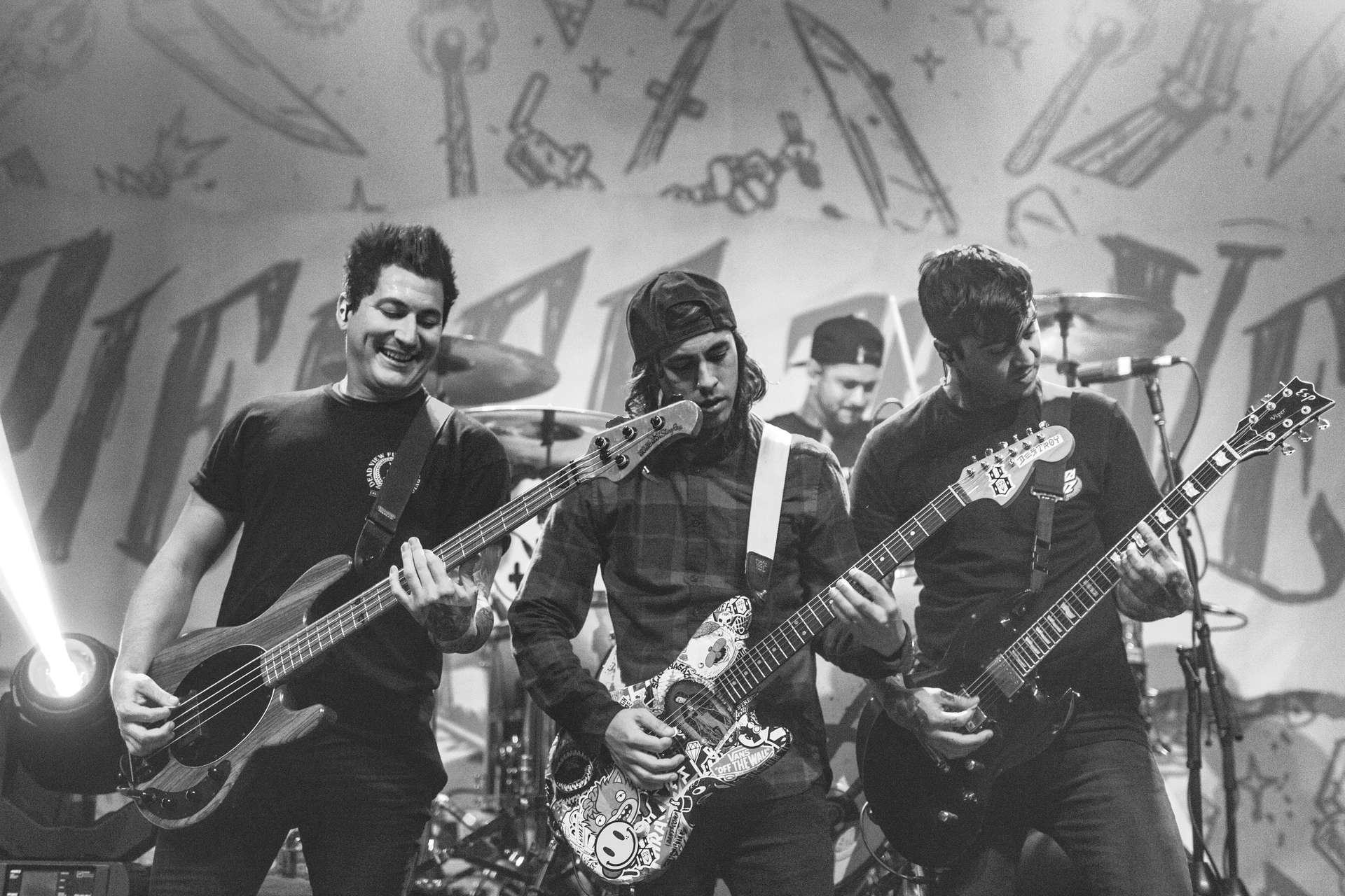 Pierce the Veil – fotoreportage