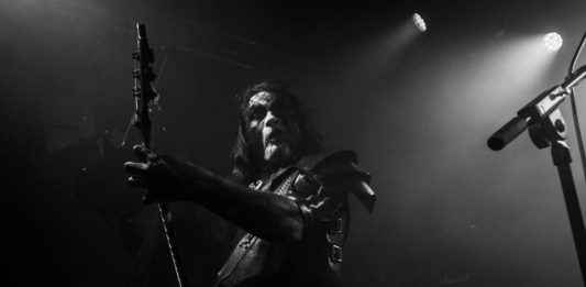 Abbath til Aalborg Metal Festival. Foto af Marika Hyldmar