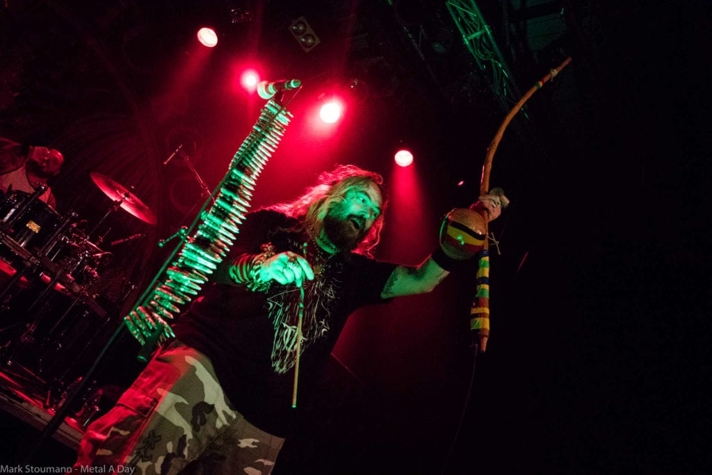 "Max & Igor Cavalera ""Return to Roots"" - Foto: Mark Stoumann"