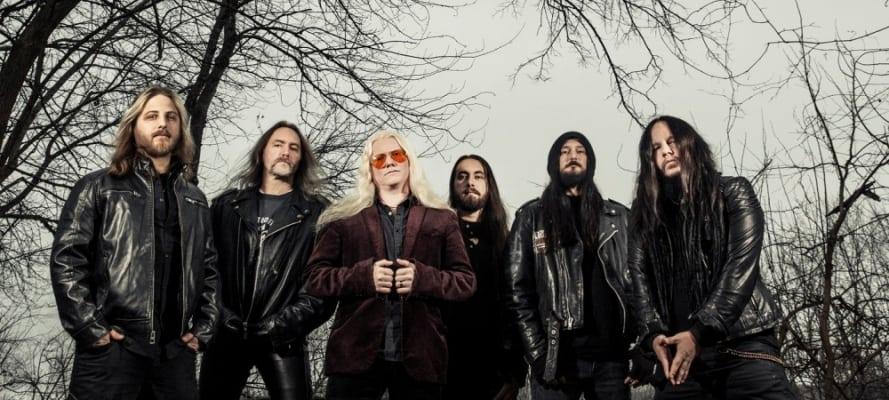 Joey Jordison til Danmark med Vimic
