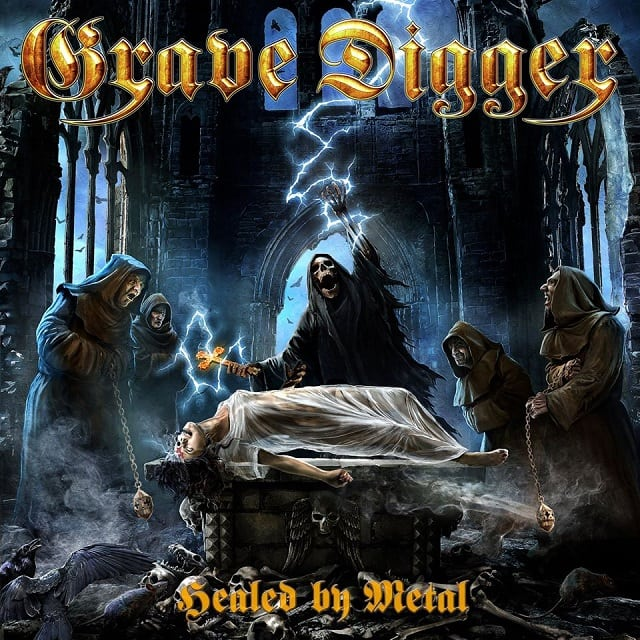 Grave Digger – Healed by Metal – Anmeldelse