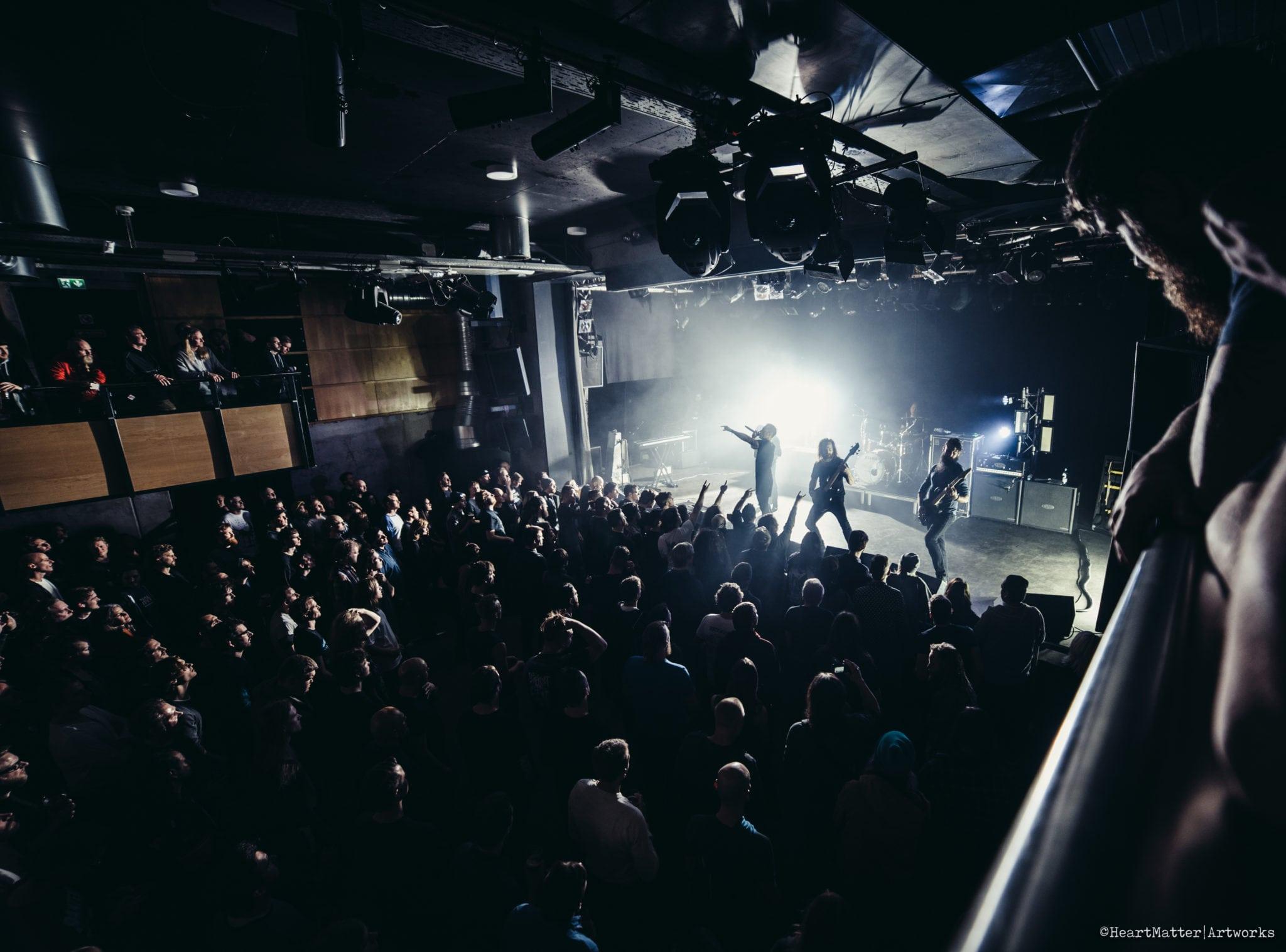 The Dillinger Escape Plan Aarhus – liveanmeldelse