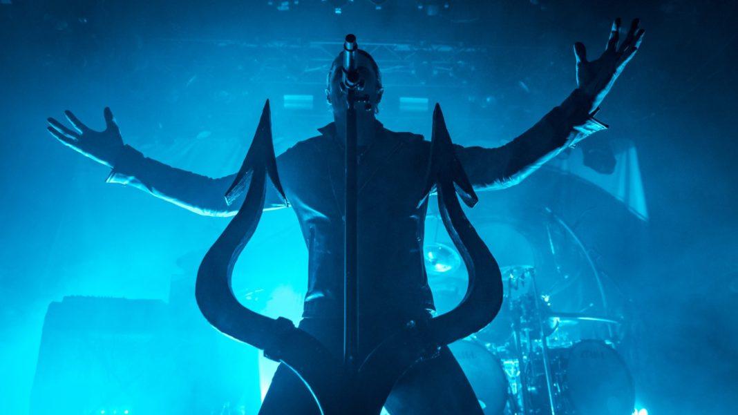 Satyricon på VoxHall