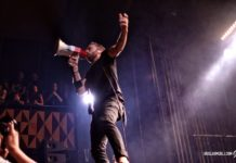 Rise Against på store vega i København