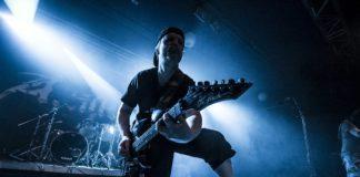 Artillery til Viborg Metal Festival 2017 Marika Hyldmar