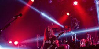 Children of Bodom sammen med Forever Still og ONI i Pumpehuset